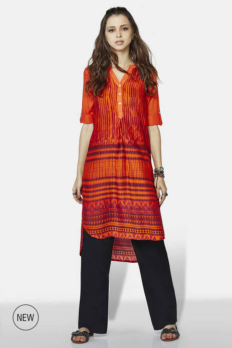 Global Desi Lumen Kurta