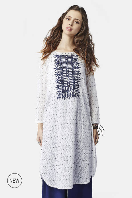 Global Desi Dawn Kurti
