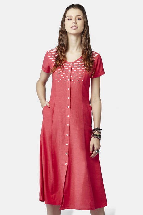 Global Desi Avalon Dress