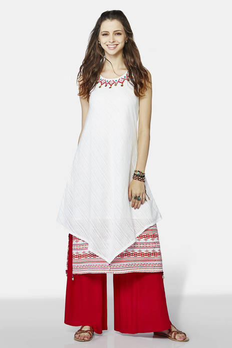 Global Desi Tirzah Kurta