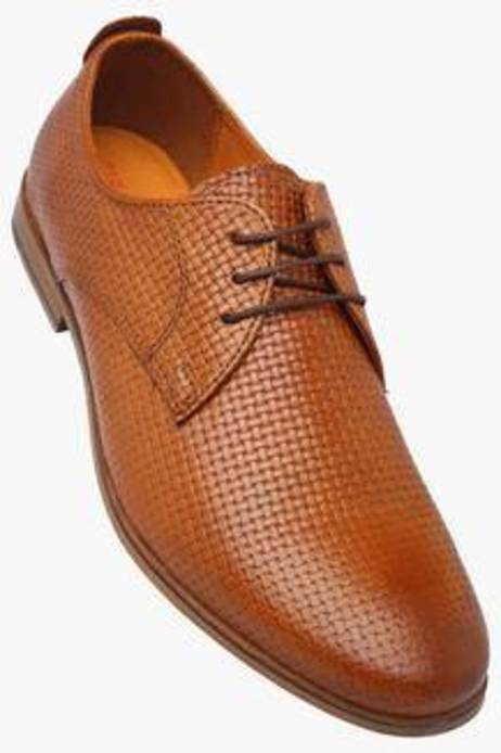 Red Tape Tan Casual Formal Shoes