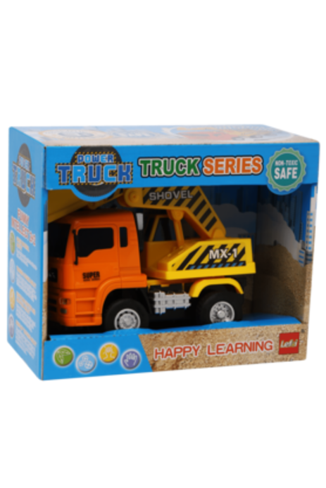 Exclusive Lines From Brands Boys Construction Lifter Toy Truck