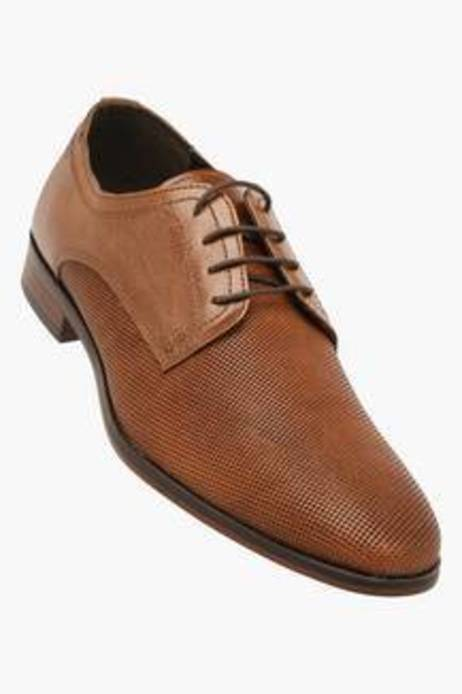 Red Tape Tan Formal Formal Shoes