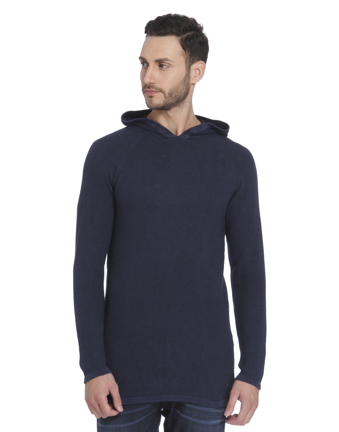 Only n Sons Men Blue Sweater
