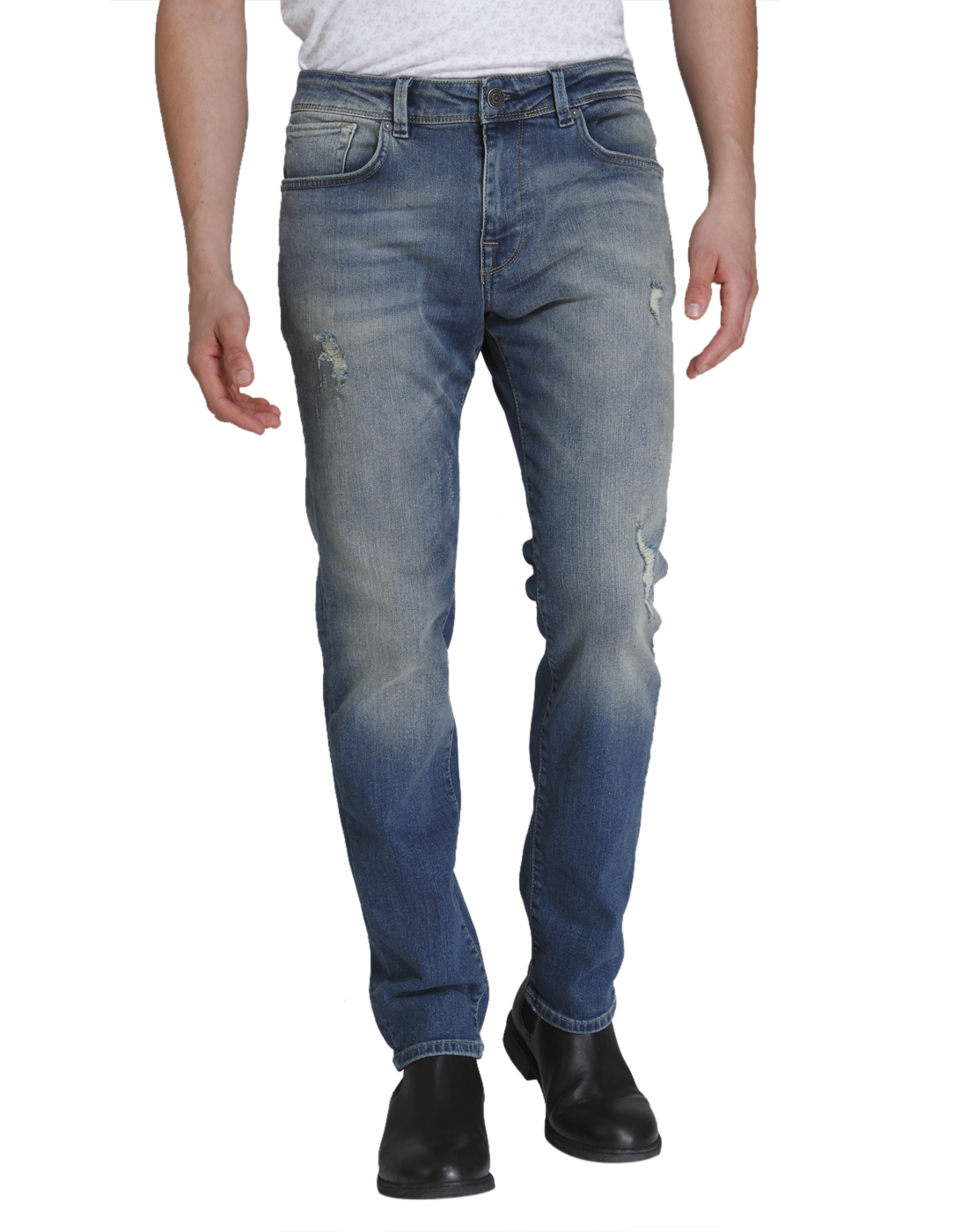 Selected Men Blue Jeans