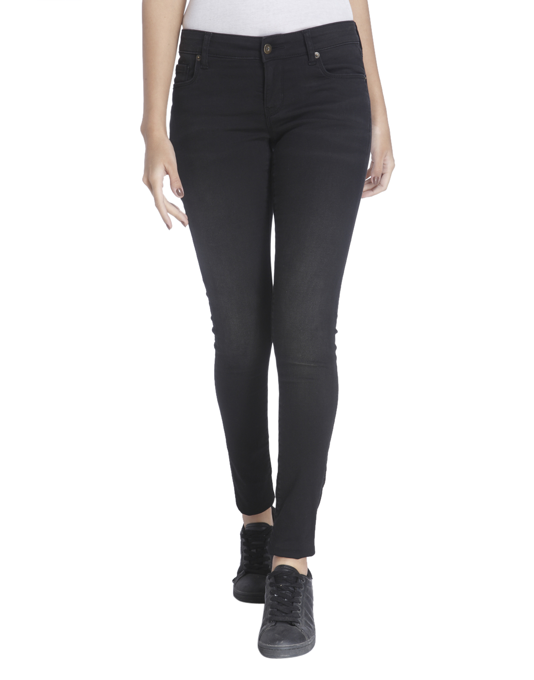 Vero Moda Women Black Jeans