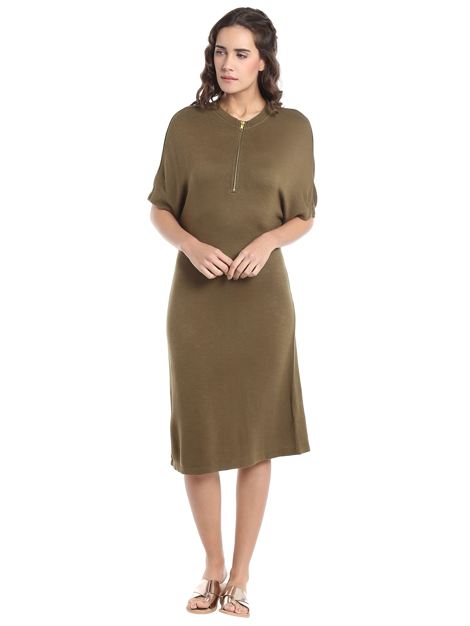 Vero Moda Women Green Dresses