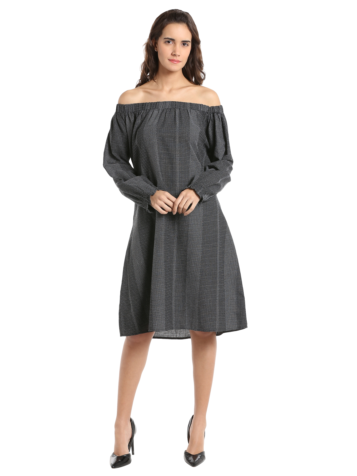 Vero Moda Women Black Dresses
